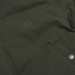 Мужская куртка Fred Perry Down Snorkel Parka Hunting Green фото- 6