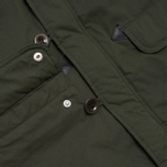 Мужская куртка Fred Perry Down Snorkel Parka Hunting Green фото- 3