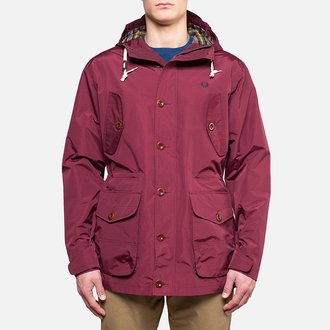 Мужская куртка Fred Perry Mountain Parka Port