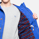 Fred Perry Mountain Parka Regal photo- 9