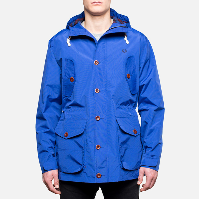 Fred Perry Mountain Parka Regal
