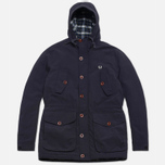 Мужская куртка Fred Perry Mountain Parka Wadded Navy фото- 0