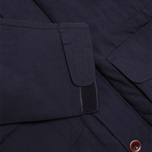 Fred Perry Mountain Parka Wadded Jacket Navy photo- 4