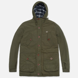 Мужская куртка Fred Perry Mountain Parka Wadded Thorn фото- 0