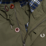 Мужская куртка Fred Perry Mountain Parka Wadded Thorn фото- 2
