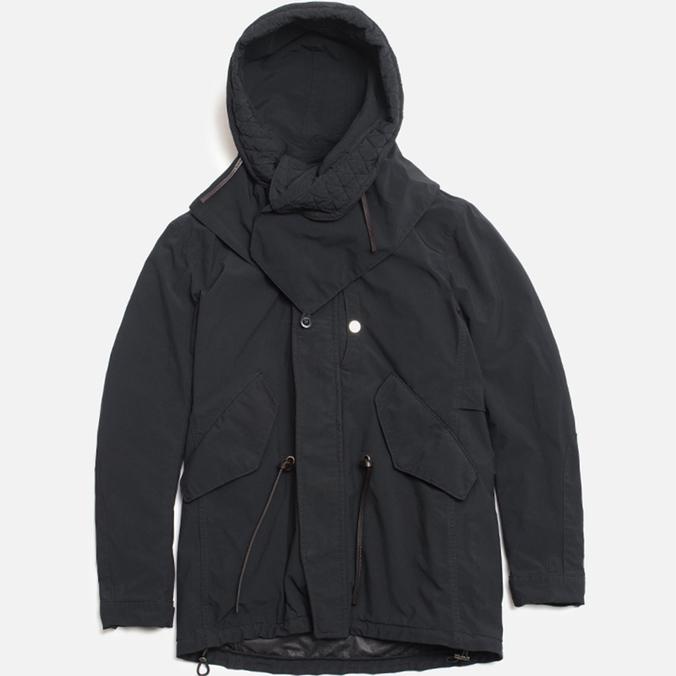 Мужская куртка Grunge John Orchestra. Explosion 716TLC Black