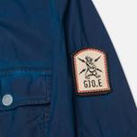 Мужская куртка парка Grunge John Orchestra. Explosion 8 Parka 17HLC Dark Blue фото- 4