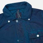 Мужская куртка парка Grunge John Orchestra. Explosion 8 Parka 17HLC Dark Blue фото- 2
