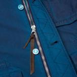 Мужская куртка парка Grunge John Orchestra. Explosion 8 Parka 17HLC Dark Blue фото- 5