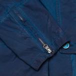 Мужская куртка парка Grunge John Orchestra. Explosion 8 Parka 17HLC Dark Blue фото- 6
