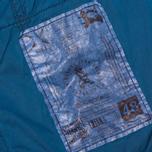 Мужская куртка парка Grunge John Orchestra. Explosion 8 Parka 17HLC Dark Blue фото- 7