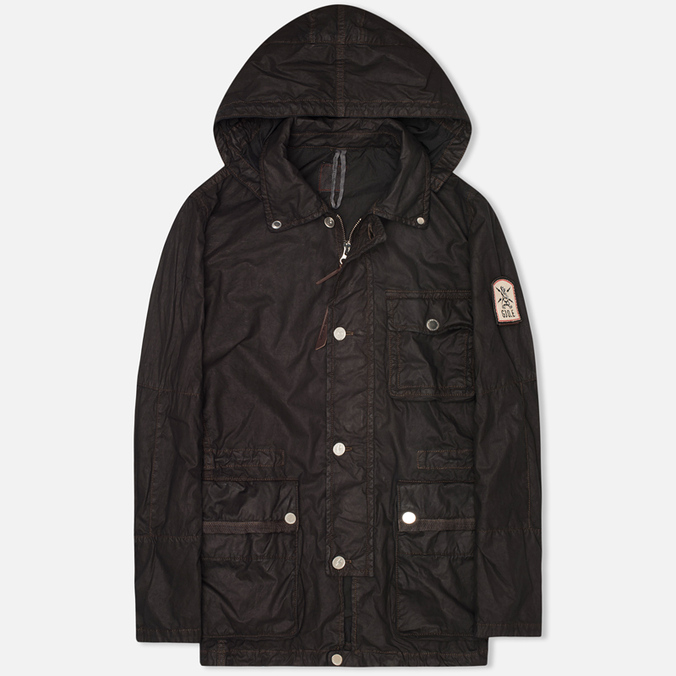 Мужская куртка парка GJO.E 8 Parka 17HLC1 Black