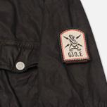 Мужская куртка парка Grunge John Orchestra. Explosion 8 Parka 17HLC1 Black фото- 4