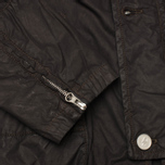 Мужская куртка парка Grunge John Orchestra. Explosion 8 Parka 17HLC1 Black фото- 6