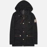 Grunge John Orchestra. Explosion 8 Parka 17HLC2 Jacket Black photo- 0