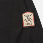 Мужская куртка парка Grunge John Orchestra. Explosion 8 Parka 2 Black фото- 3