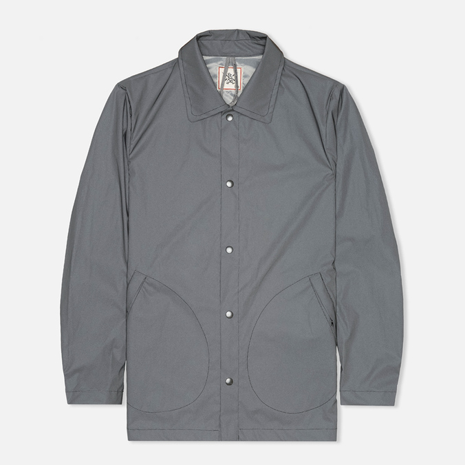 Мужская куртка Grunge John Orchestra. Explosion 8 Rain Jacket 1 Reflective Black