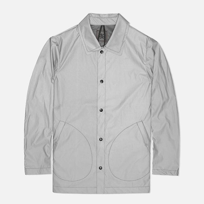 Мужская куртка Grunge John Orchestra. Explosion 8 Rain Jacket 1 Reflective Grey