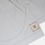Мужская куртка Grunge John Orchestra. Explosion 8 Rain Jacket 1 Reflective Grey фото- 3