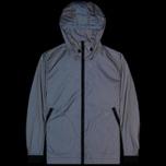 Мужская куртка ветровка Grunge John Orchestra. Explosion 8 Rain Jacket 2 Reflective Black фото- 1