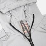 Мужская куртка ветровка Grunge John Orchestra. Explosion 8 Rain Jacket 2 Reflective Grey фото- 2