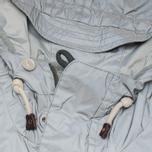 Мужская куртка анорак Grunge John Orchestra. Explosion 8A1 Reflective Grey фото- 3
