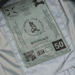 Мужская куртка анорак Grunge John Orchestra. Explosion 8A1 Reflective Grey фото- 7