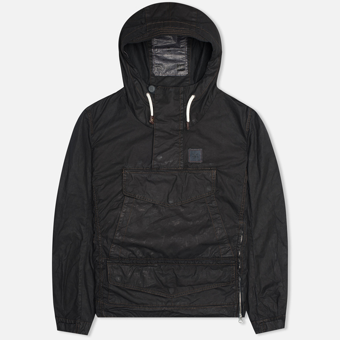 Мужская куртка анорак Grunge John Orchestra. Explosion 8A1HLC Black