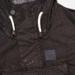 Мужская куртка анорак GJO.E 8A1HLC Black фото- 3