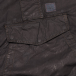 Мужская куртка анорак GJO.E 8A1HLC Black фото- 4