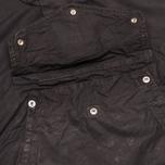 Мужская куртка анорак GJO.E 8A1HLC Black фото- 7