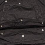 Мужская куртка анорак GJO.E 8A1HLC Black фото- 5