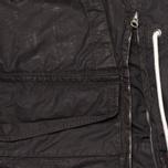 Мужская куртка анорак GJO.E 8A1HLC Black фото- 6