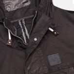 Мужская куртка анорак GJO.E 8A1HLC Black фото- 2