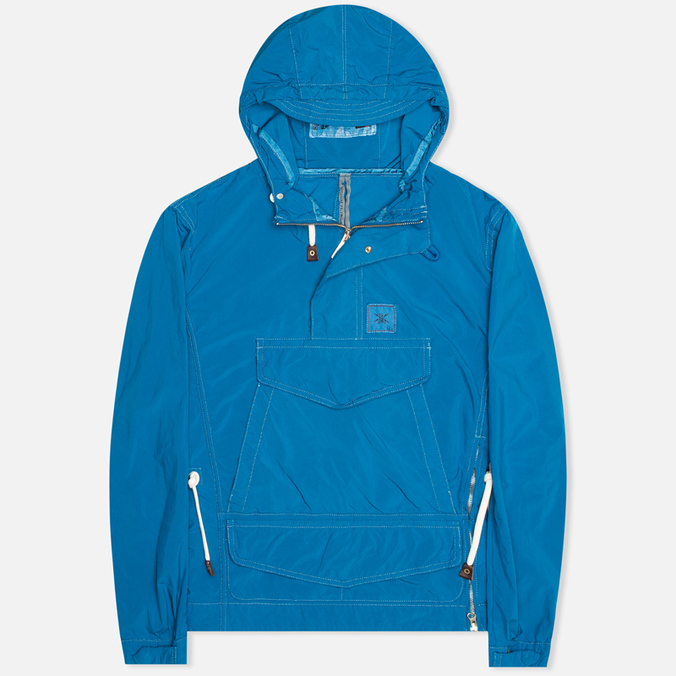 Мужская куртка анорак Grunge John Orchestra. Explosion 8A1HLC2 Blue