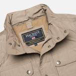 Мужская куртка Hackett Summer Velo Sand фото- 2