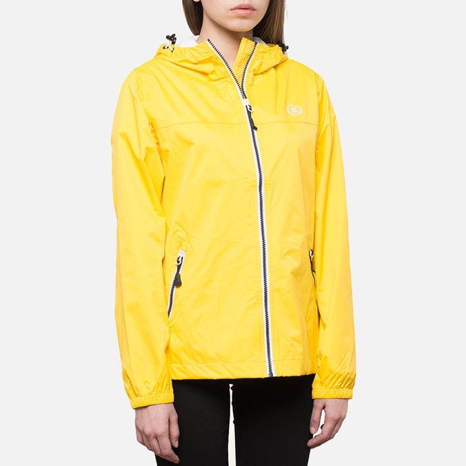 Женская куртка Henri Lloyd Christa Pack Away Yellow