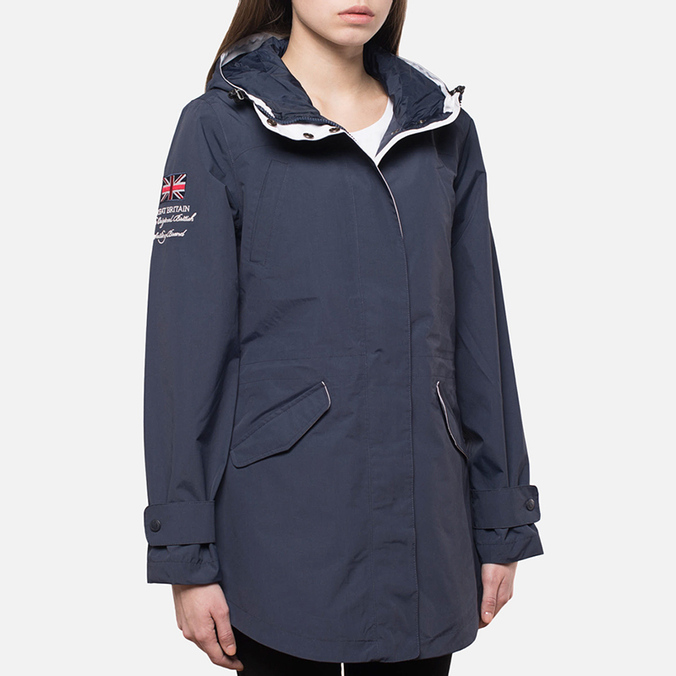 Женская куртка Henri Lloyd Ellinor Seam Taped Parka Navy