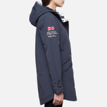 Женская куртка Henri Lloyd Ellinor Seam Taped Parka Navy фото- 1