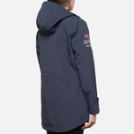 Женская куртка Henri Lloyd Ellinor Seam Taped Parka Navy фото- 2