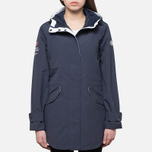 Женская куртка Henri Lloyd Ellinor Seam Taped Parka Navy фото- 4