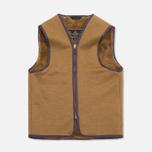 Детская куртка подкладка Barbour Beaufort Fur фото- 0