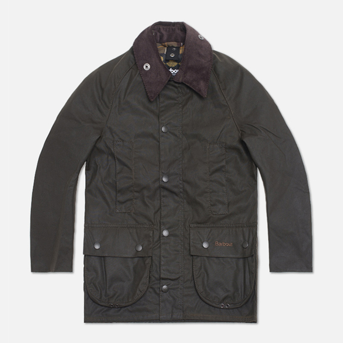 Детская куртка Barbour Beaufort Olive