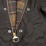 Детская куртка Barbour Beaufort Olive фото- 2