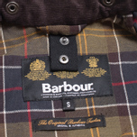 Детская куртка Barbour Beaufort Olive фото- 6