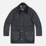 Детская куртка Barbour Bedale Navy фото- 0