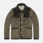 Barbour Fauntleroy Children's Jacket Olive photo- 0