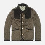Детская куртка Barbour Fauntleroy Olive фото- 0