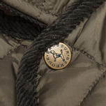 Barbour Fauntleroy Children's Jacket Olive photo- 4