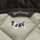 Barbour Fauntleroy Children's Jacket Olive photo- 5